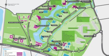 Green Park business park